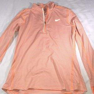 Nike Running half zip jacket